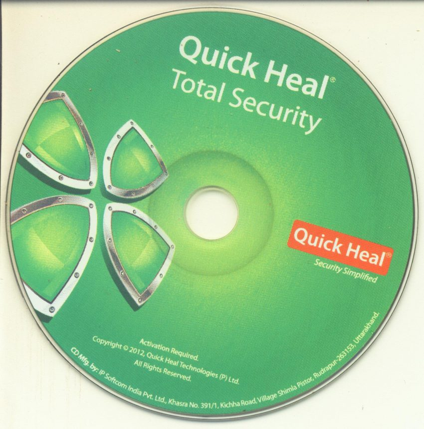 Quick Heal Total Security 19.00 Crack With Product Key 2020